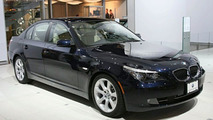 New BMW 5 Series at NYIAS