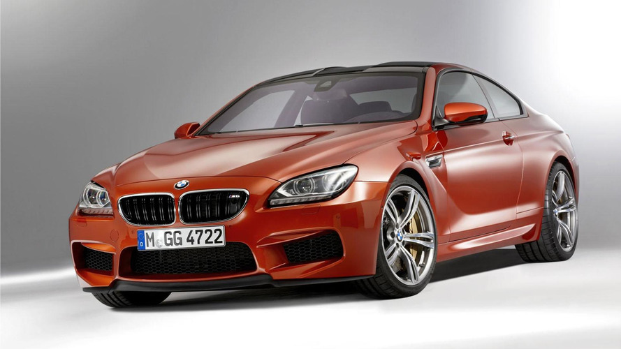 New BMW M6 Coupe celebrates world debut in Geneva [video]