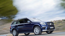2013 Mercedes-Benz GL-Class 04.04.2012
