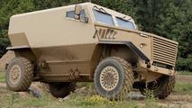 McLaren helped design British Foxhound armoured vehicle [video]