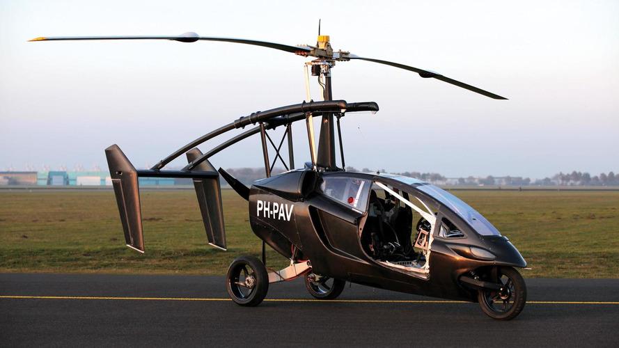 VIDÉO - Un mélange entre une voiture, une moto et un hélicoptère voit le jour au Pays-Bas