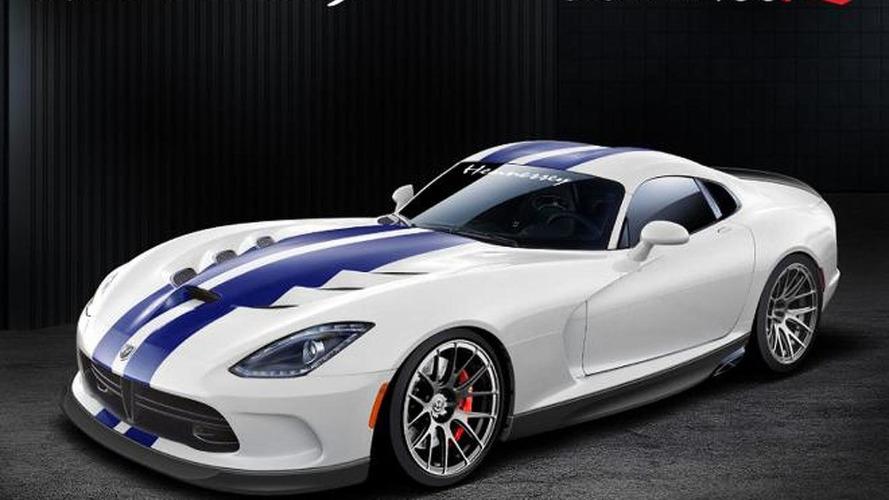 700+ bhp Hennessey tests its 2013 Viper GTS Venom 700R [video]