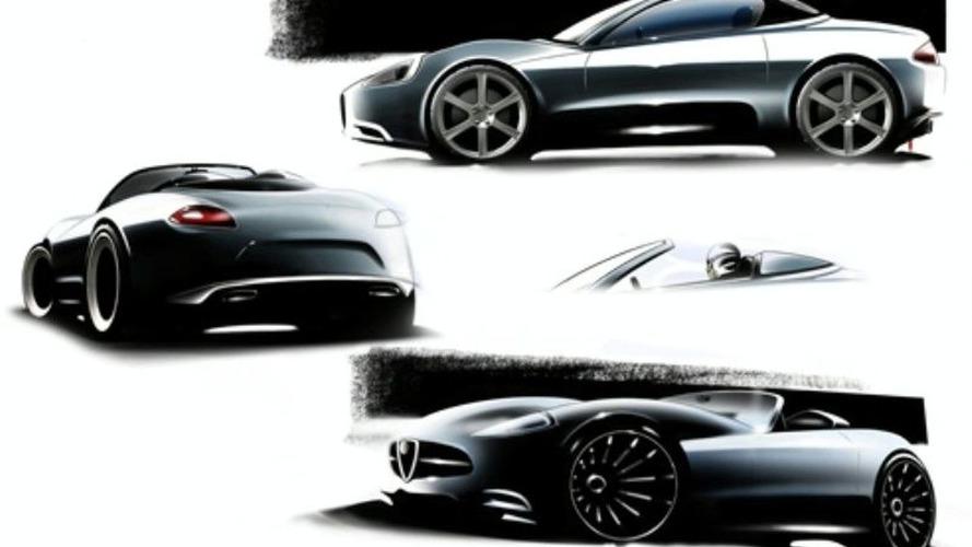 Alfa Romeo Ponders Duetto Revival