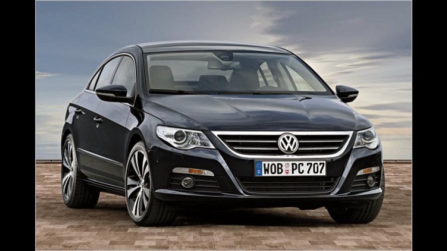 Neuer VW Passat CC Individual: Die besondere Note