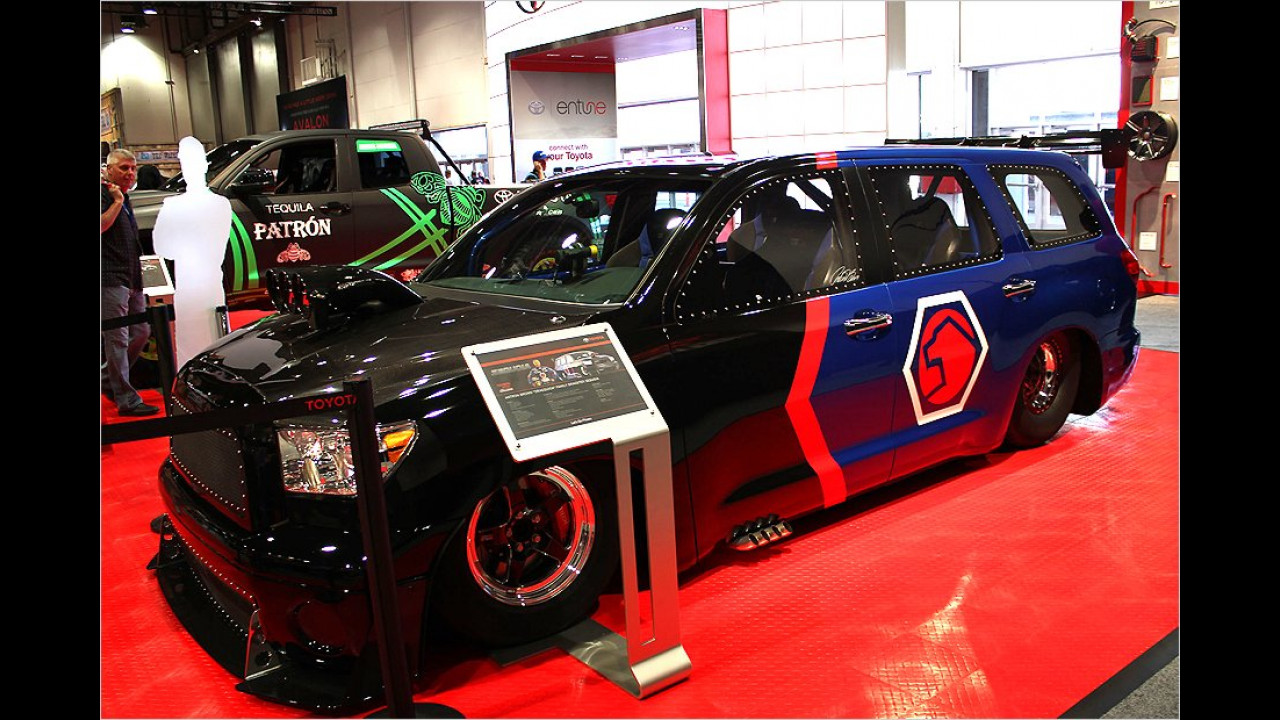 Toyota Sequoia by Antron Brown