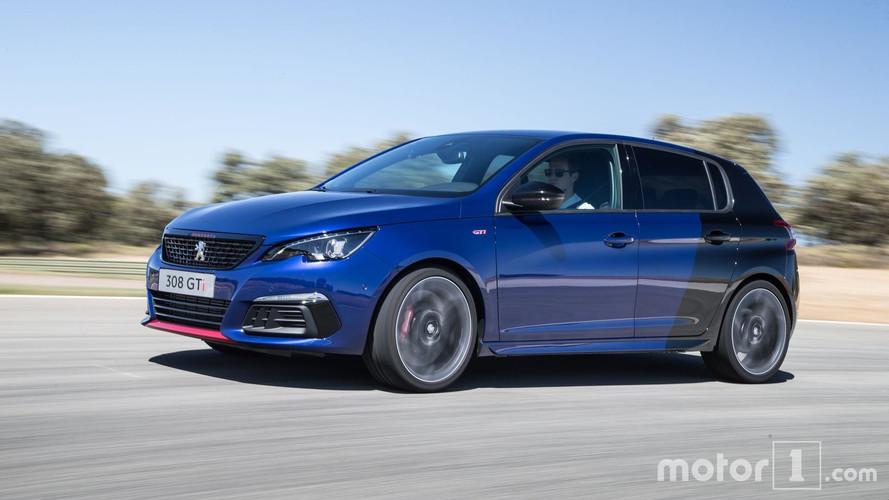 Peugeot arrête provisoirement la production de la 308 GTi