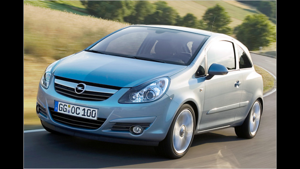 Opel Corsa 1.3 CDTI ecoFlex Selection 110 Jahre CO2-Paket