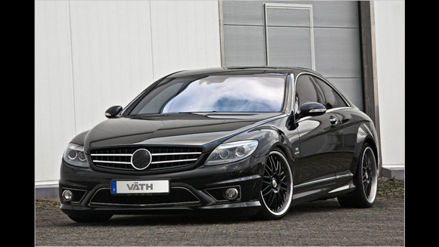 Ultrastarker AMG-Benz: Väth Performance CL