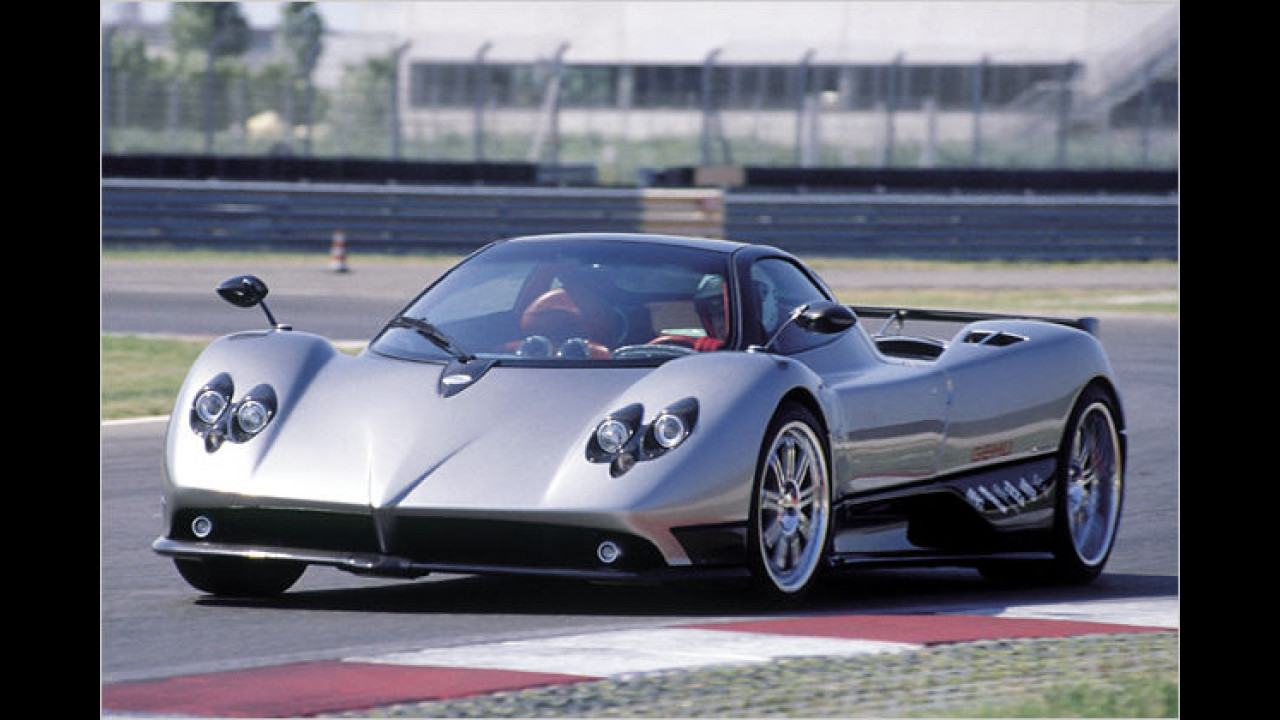 Dreamcars: Pagani Zonda F