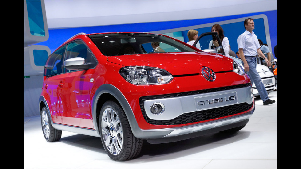 VW Cross Up