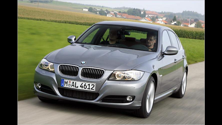 Fit für ganz vorn: Der neue BMW 330d im Test