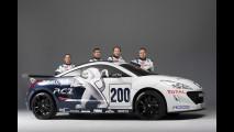 Peugeot alla 24 Ore del Nurburgring