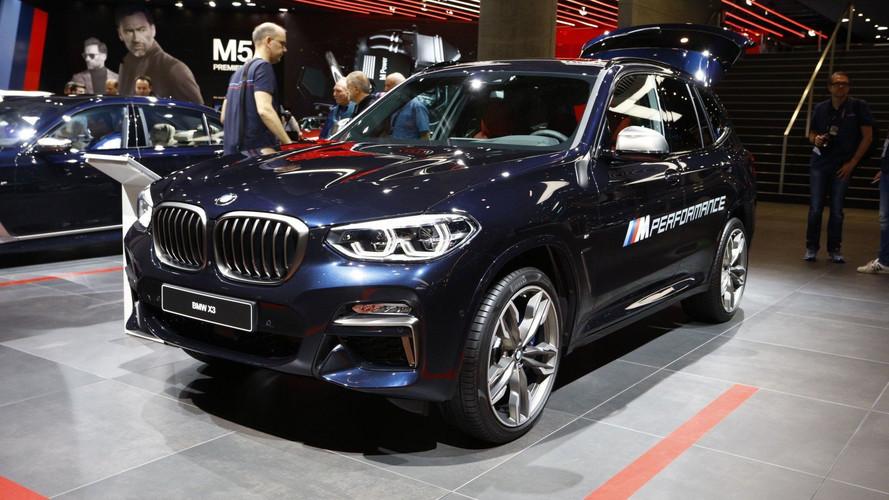 İlk BMW X3 M'in üretilmesi düşünülüyor