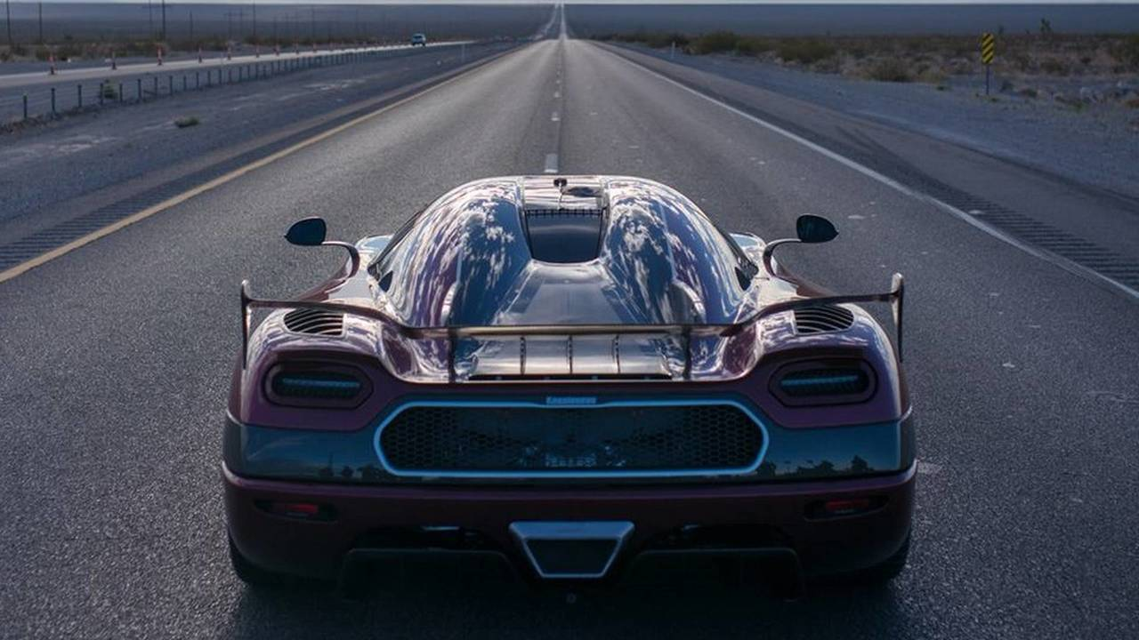 Move Over Bugatti Koenigsegg Agera Rs Is The New King