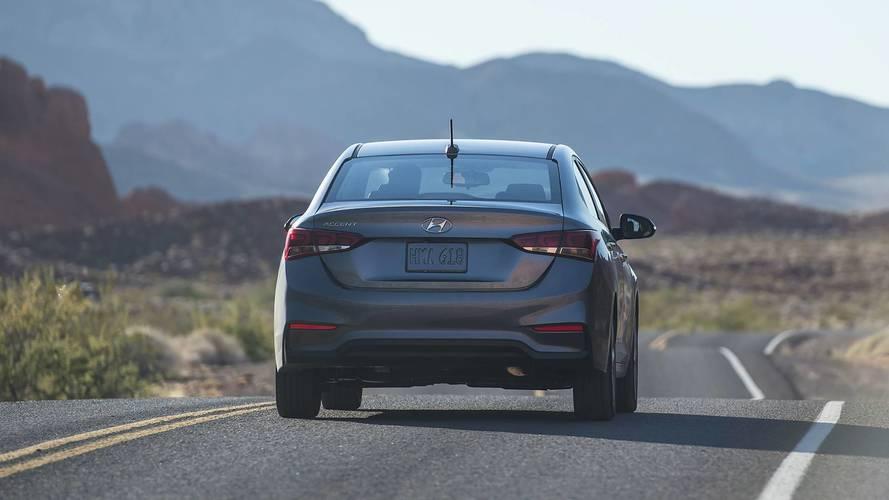 2018 Hyundai Accent: First Drive
