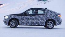 2015 BMW X6 spy photo