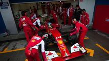 Fernando Alonso 31.01.2014 Formula One Testing Jerez Spain