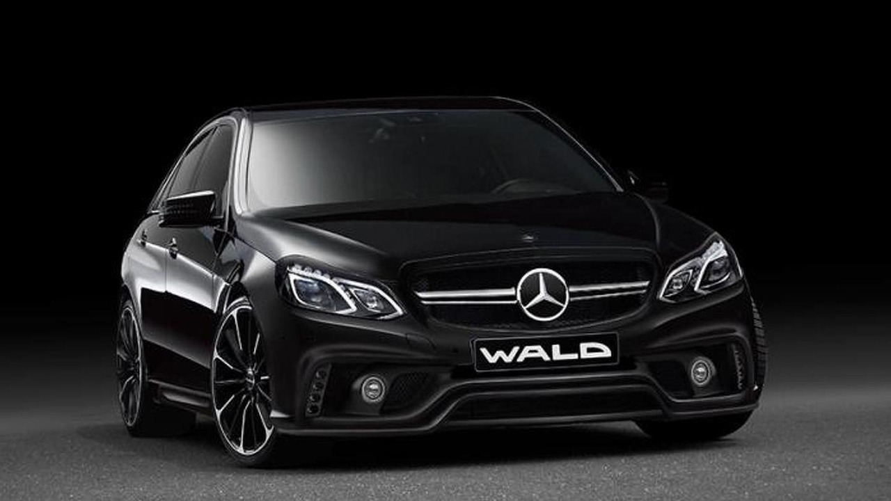 2014 Mercedes-Benz E-Class by Wald International 31.07.2013