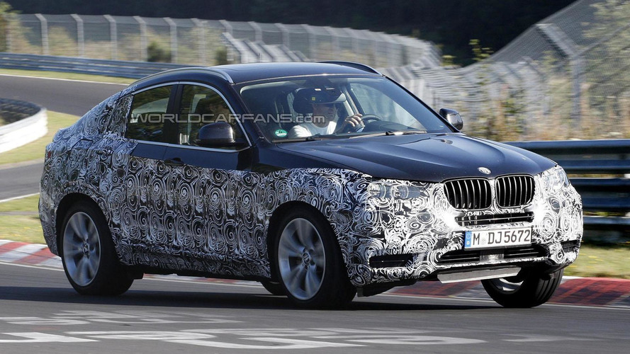 BMW X4 M unlikely - report