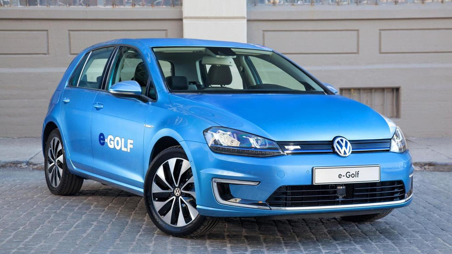 2015 e-Golf heading to select Volkswagen U.S. dealers in Q4