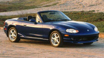 Second generation Mazda MX-5