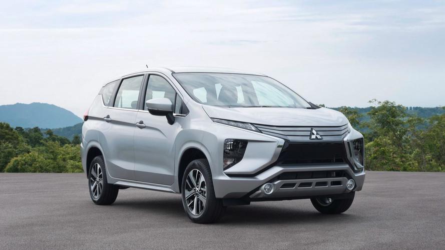 Mitsubishi'nin yeni MPV modelinin adı Xpander oldu