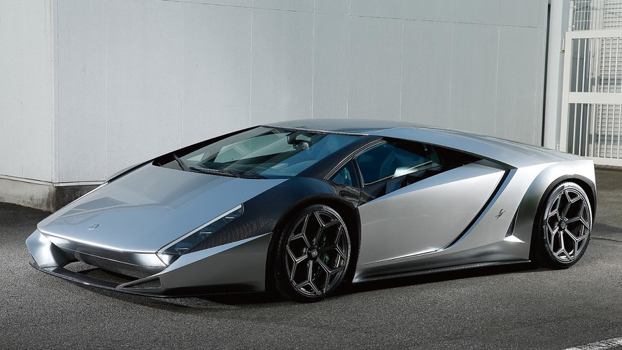 Ken Okuyama Kode 0 - İlginç bir Lamborghini yorumu