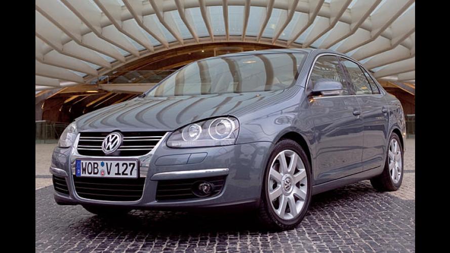 Ist das der Besser-Golf? VW Jetta mit Basismotor 1.6 im Test