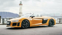 2017 Audi R8 Spyder by ABT