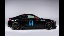 Scion FR-S Steve Aoki Art Car