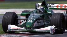 Eddie Irvine, Jaguar Racing