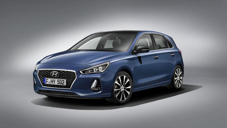 Hyundai i30 Paris'teki lansmanı öncesi tanıtıldı