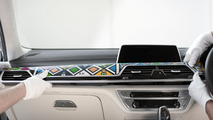 BMW 740Li Esther Mahlangu