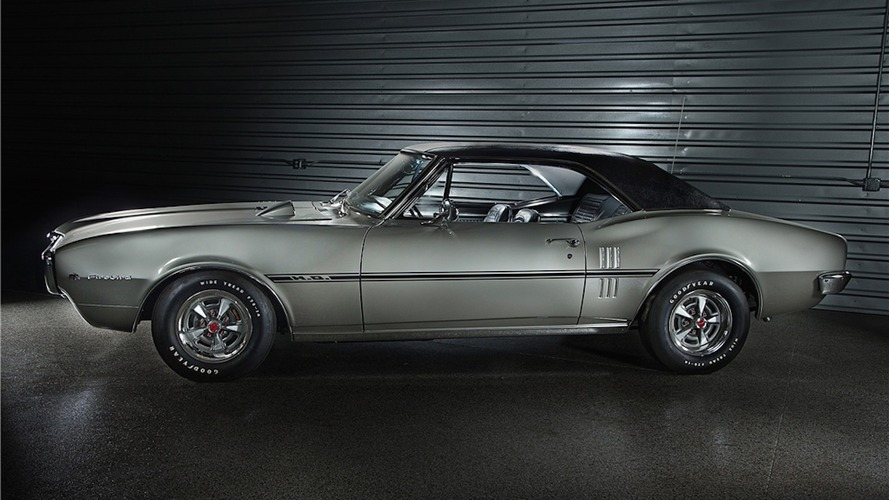 The first two Pontiac Firebirds ever produced are heading to auction