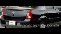 Novo nome: Renault Logan brasileiro é vendio no México como Nissan Aprio