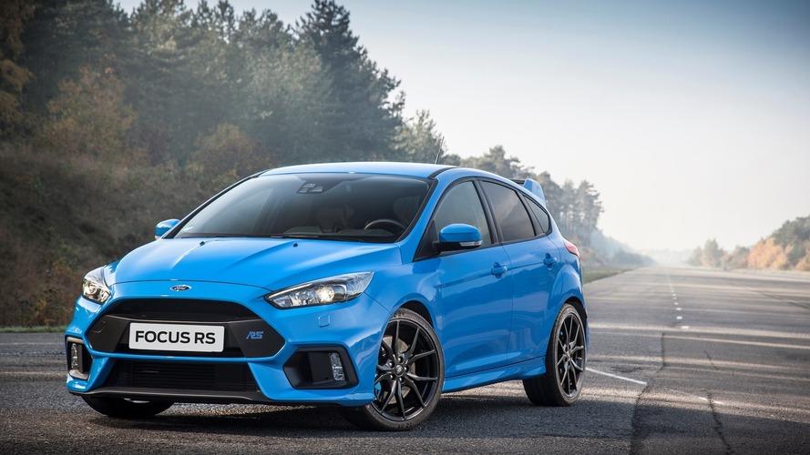 Ford Focus RS Türkiye'de satılmaya başlandı