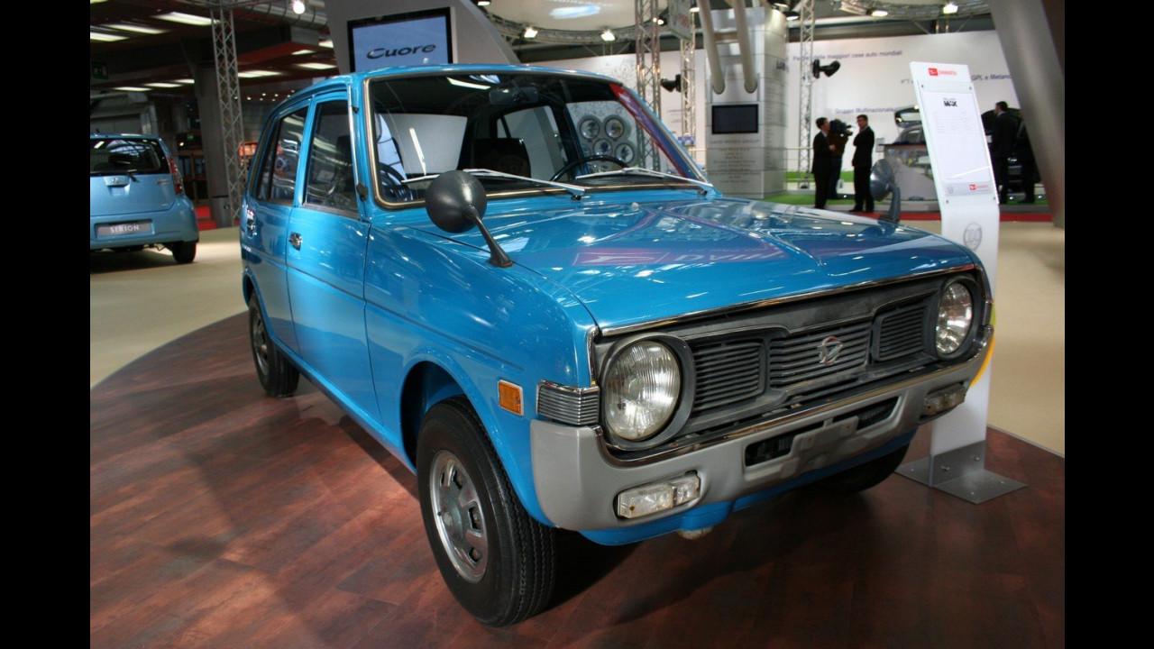 Daihatsu storiche al Motor Show