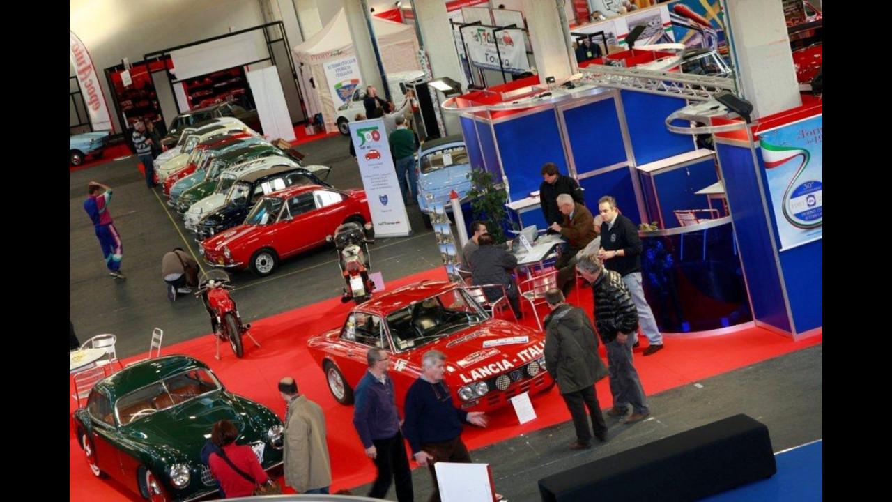 Automotoretrò e Automotoracing 2011