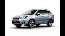 Nuova Subaru Forester per il Giappone