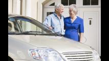 Assicurare un viaggio confortevole in caso di anziani a bordo