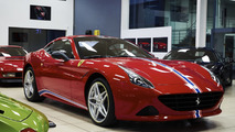 Ferrari California T gets the Tailor Made treatment [video]
