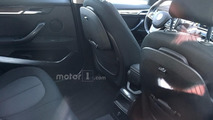 Stretched BMW X1 spy photos reveal generous rear legroom