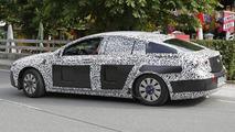2017 Opel Insignia spy photo