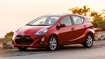 2016 Toyota Prius c unveiled with a new special edition