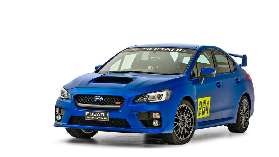 Subaru plotting up to four new STI models