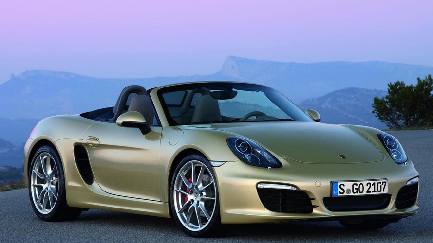2016 Porsche 718 to a be a minimalist roadster that weighs 2623 lbs - report