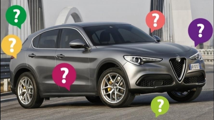 Alfa Romeo Stelvio FAQ, 10 risposte a 10 domande