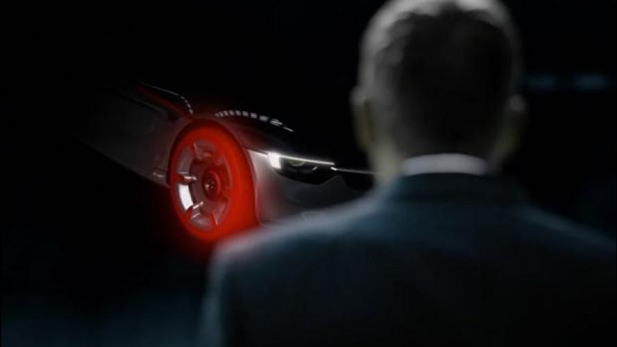 Opel GT Concept, doppio omaggio al passato [VIDEO]