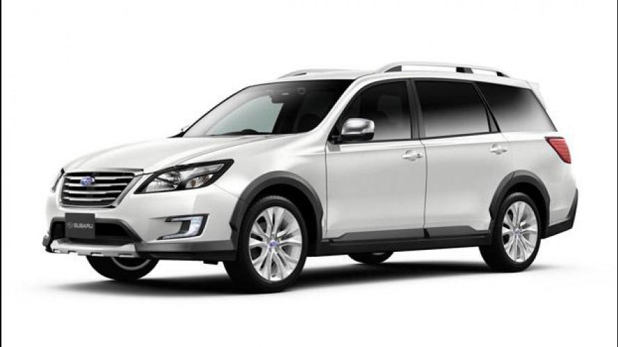Subaru Cross Sport Design Concept e Crossover 7 concept