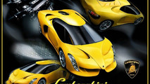 Lamborghini Alar Kit Car Images Emerge